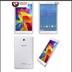 """Galaxy Tablet 4 -7"""" - 8g W/case"""